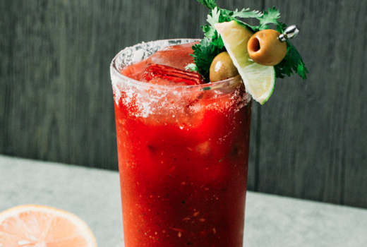 Printers alley bloody mary
