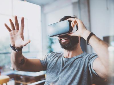 Betaworks demo oculus vr