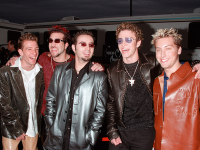 Nsync 90s dance party