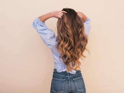 Anonymous hair long love