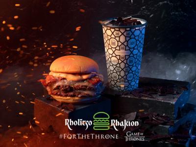 Shake shack got burger