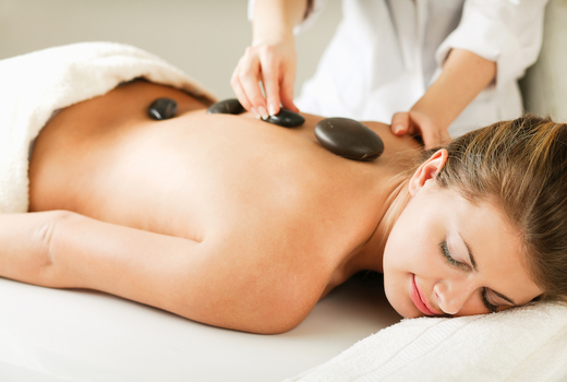 Ve medspa hot stone massage nyc