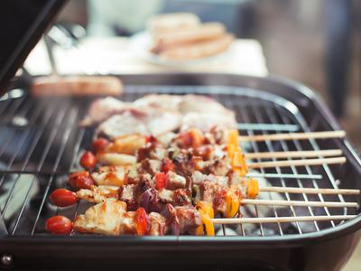 Traeger grills popup