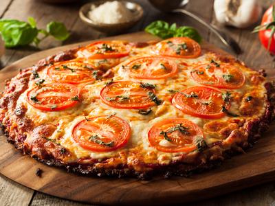 Caulipower pop up pizza
