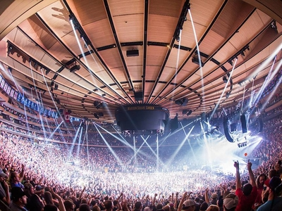 The Who at Madison Square Garden | Madison Square Garden | performances |  pulsd NYC