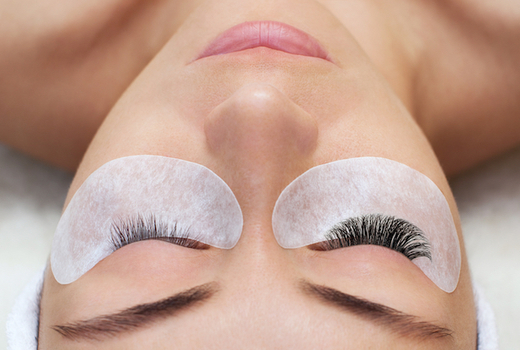 6711355e264 $49 Full Set Of Cruelty-Free Mink Or Silk Eyelash Extensions (a $150 ...