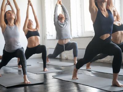 Kimpton hotel eventi corepower yoga