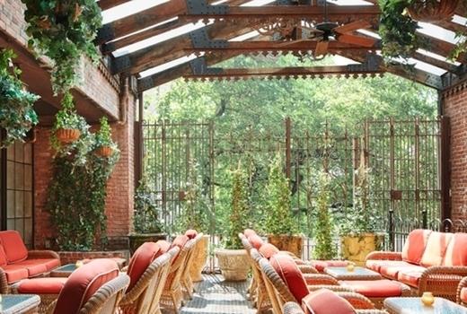 Arte agave bowery hotel inside