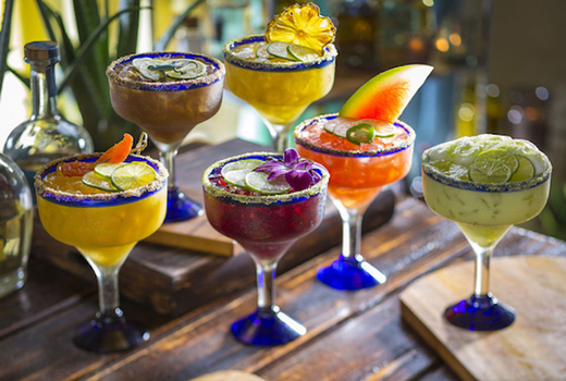 Villa cemita brunch margaritas
