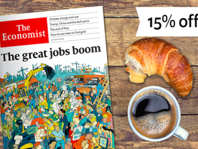 The economist subscription3