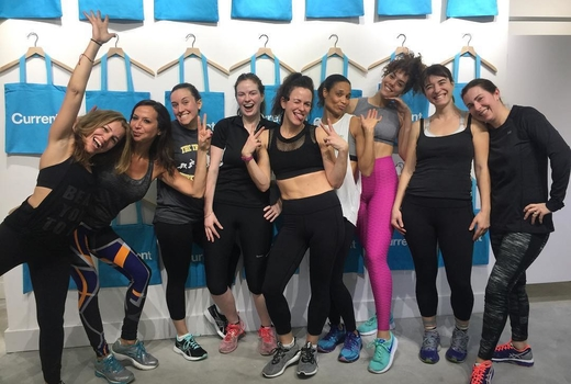 fitness and friends