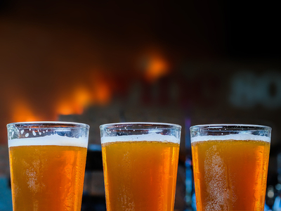 Cardamom spice beers