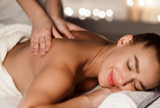 Ny eden spa massage woman zen