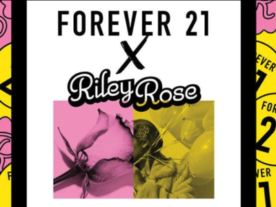 F21 riley rose