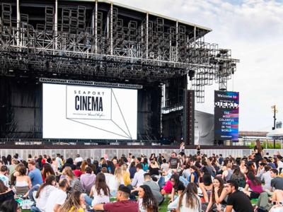 Seaport cinema movies