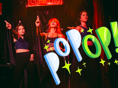 Popop pop culture cabaret