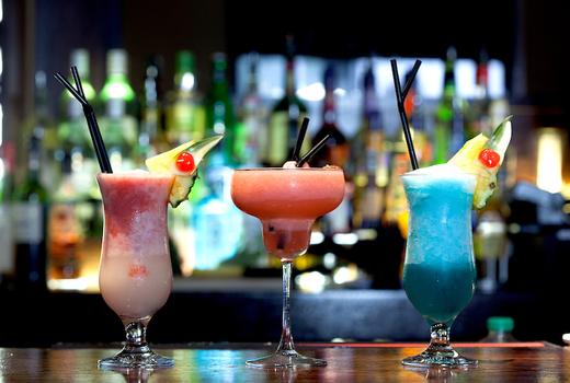 Tropical 128 frozen drinks yum