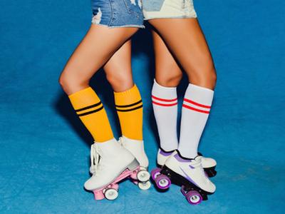 Roller skate women