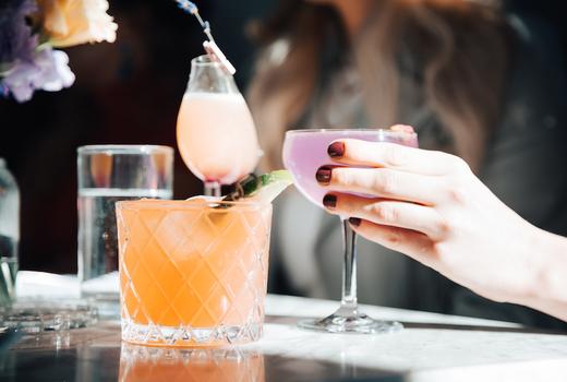 New york cocktail festival pretty drinks nyc