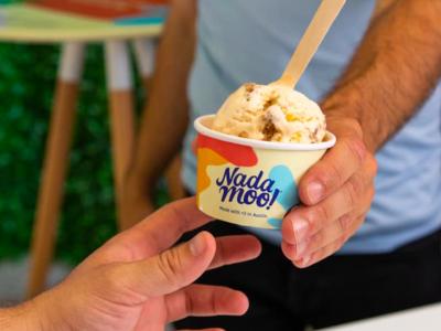 Nadamoo free ice cream
