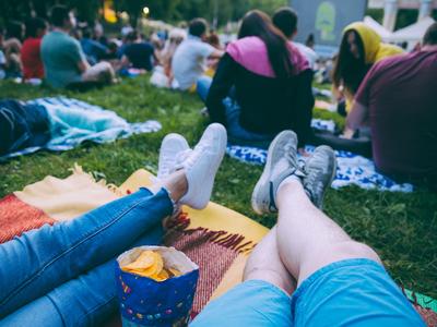 Waterside park movie