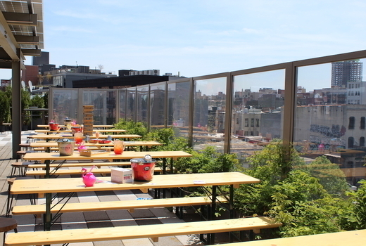 Clinton hall rooftop mdw rooftop views1