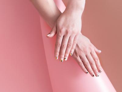 Moxy hotel nails manicure