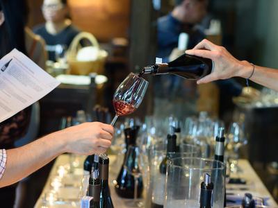 Nyc autumn wine fine 2019
