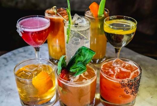 Autumn tippler drinks fall love