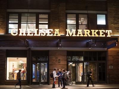 Chelsea market ccoking demo