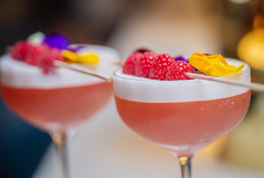 Sip shop eat cocktails sips love