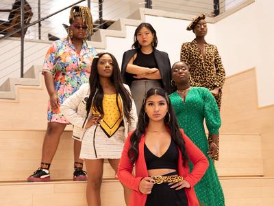 Galaxy innovator session genz girl gang