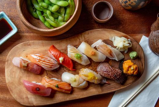 Shinsen suchi platter eats love