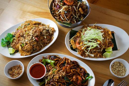 Wok wok table delicious