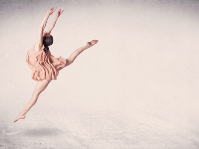 Olio contemporary dance workshop