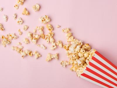Popcorn movie screening hoxton