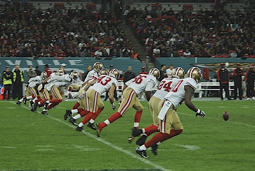 Wicked willys 49ers super bowl 2020 run