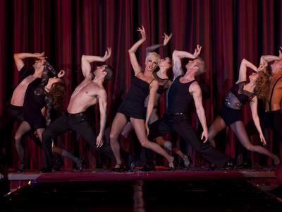 Chicago dancing broadway
