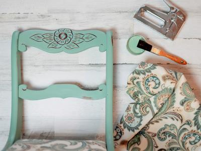 Reupholster workshop