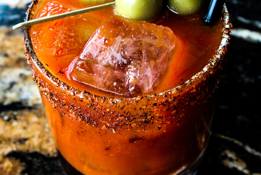 Corazon bloody maria drinks