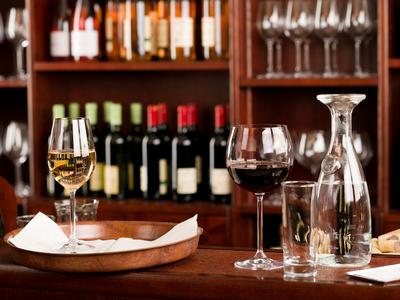 Brooklyn wine fest bar love