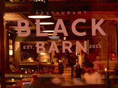 Black barn startup founders