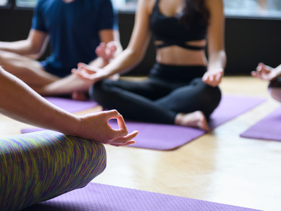 Yoga lululemon chelsea market