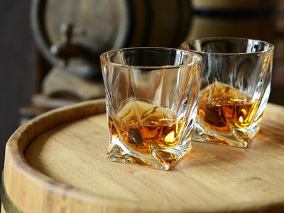 Free whiskey tasting