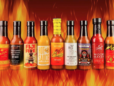 Hot ones game show