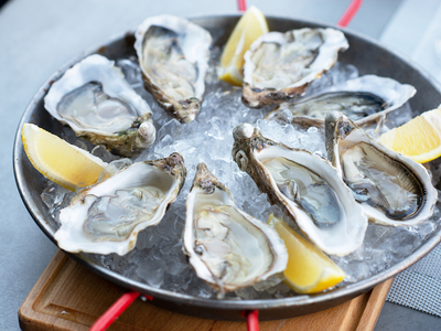Oysters freehold thursday