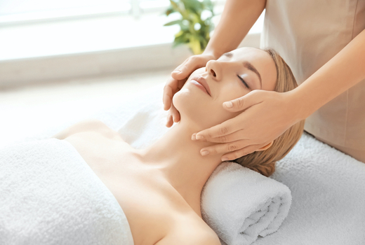 Skincare by stephanie micro facial woman treatment