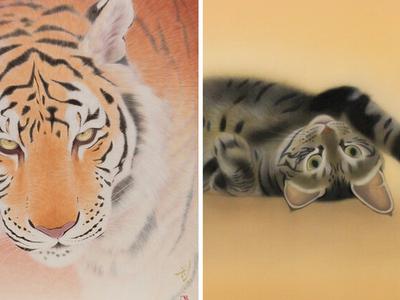 Gallery animal portraiture