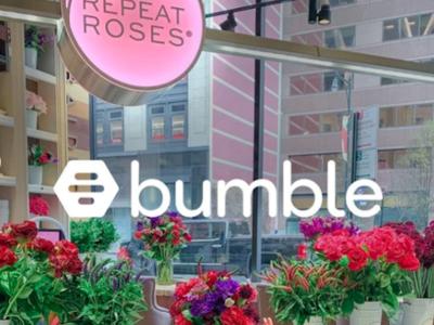 Bumble repeat roses
