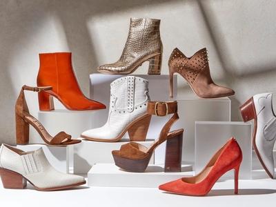 Sam edelman shoes meet